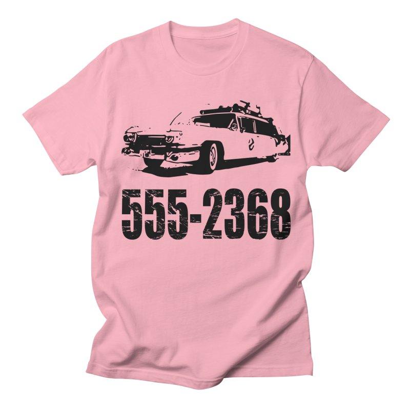 555-2368 Women's Unisex T-Shirt by Jimbanzee's Artist Shop