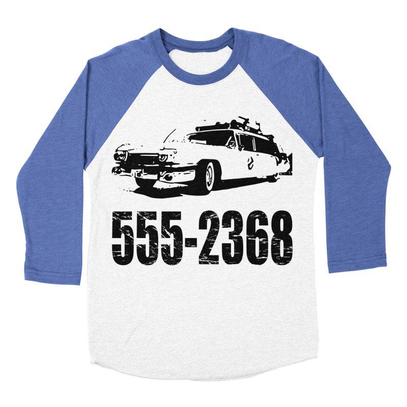 555-2368 Women's Baseball Triblend T-Shirt by Jimbanzee's Artist Shop