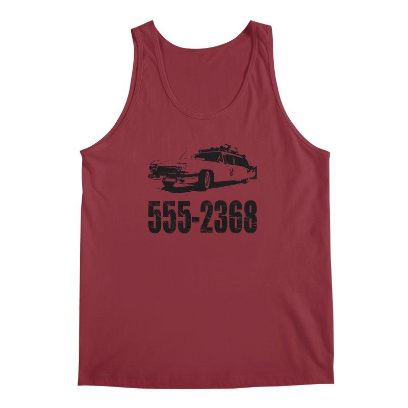 555-2368 Men's Tank by Jimbanzee's Artist Shop