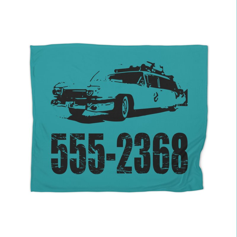 555-2368 Home Blanket by Jimbanzee's Artist Shop