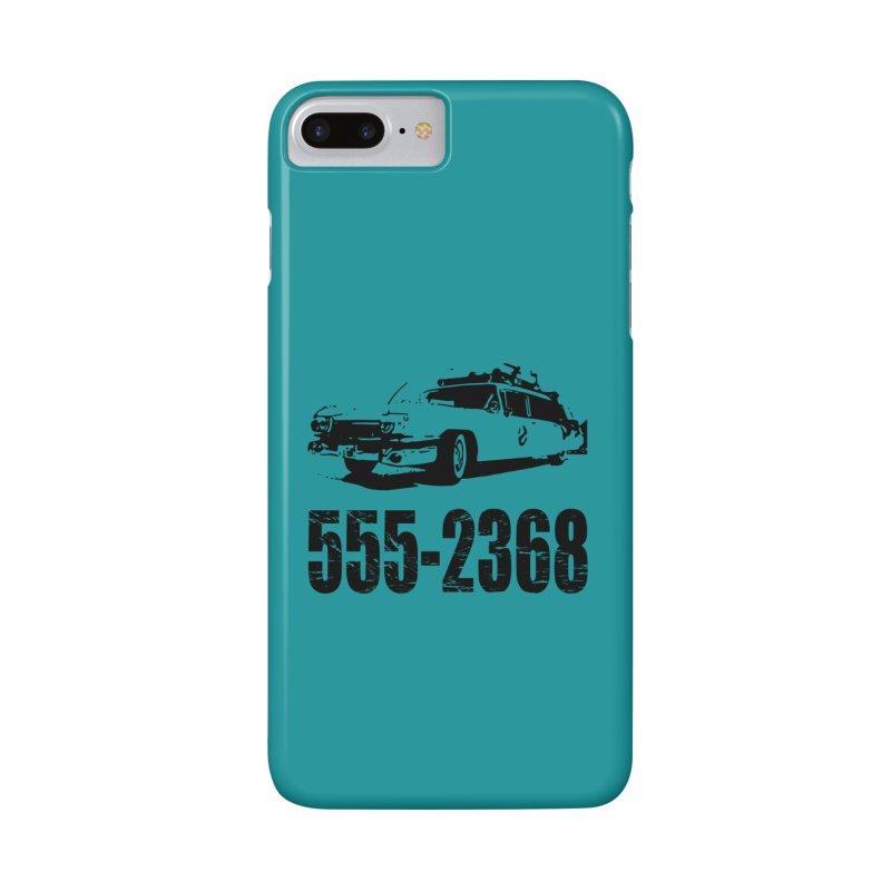 555-2368 Accessories Phone Case by Jimbanzee's Artist Shop