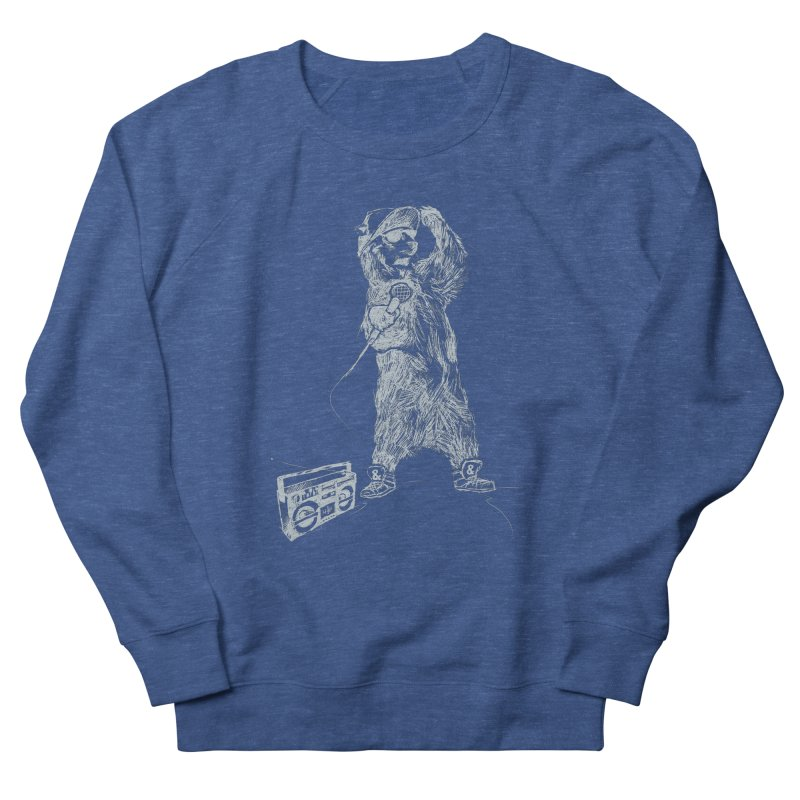 MC Grizzly Men's Sweatshirt by Jimbanzee's Artist Shop