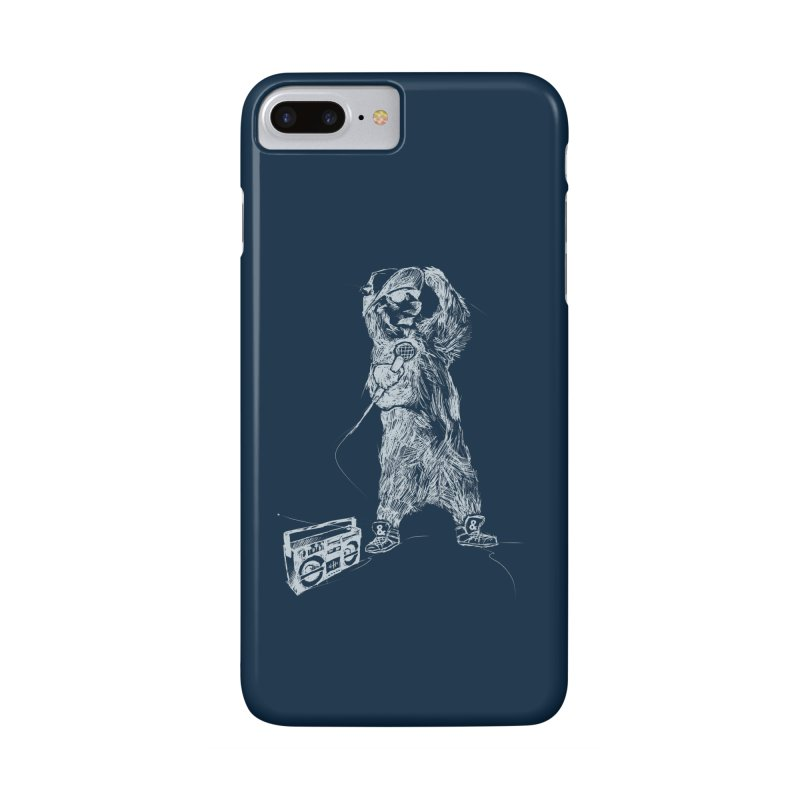 MC Grizzly Accessories Phone Case by Jimbanzee's Artist Shop