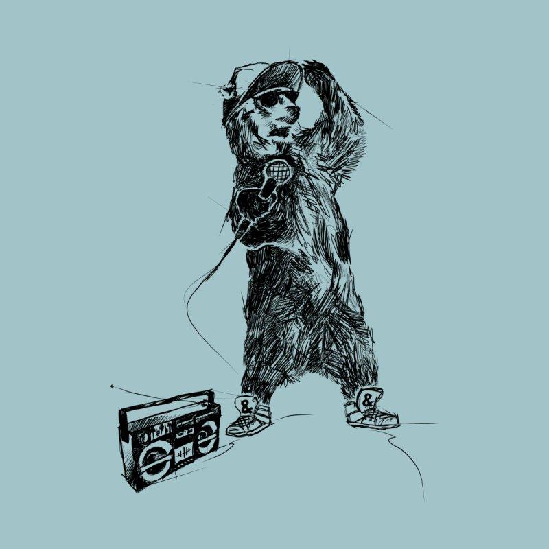 MC Grizzly by Jimbanzee's Artist Shop