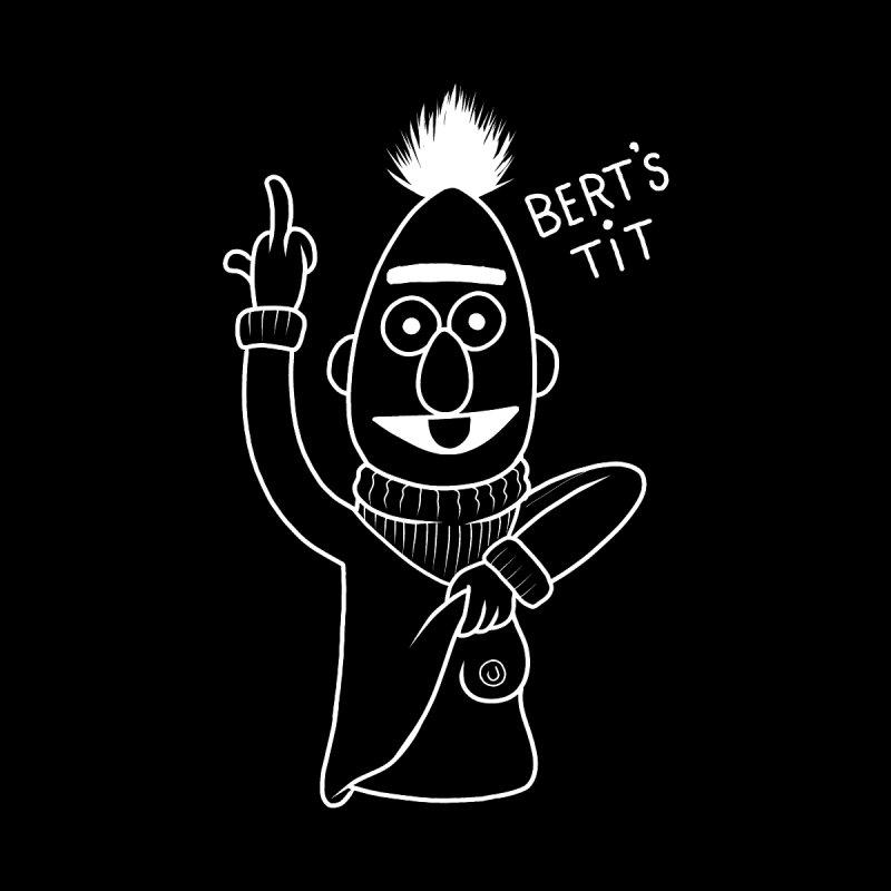 Bert's tit inverse by Jim Tozzi