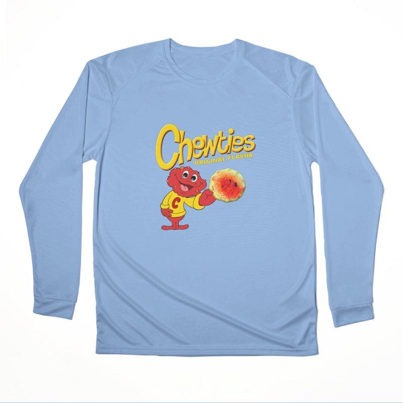 Chewties Men's Longsleeve T-Shirt by Jim Tozzi