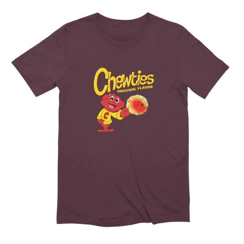 Chewties Men's Extra Soft T-Shirt by Jim Tozzi