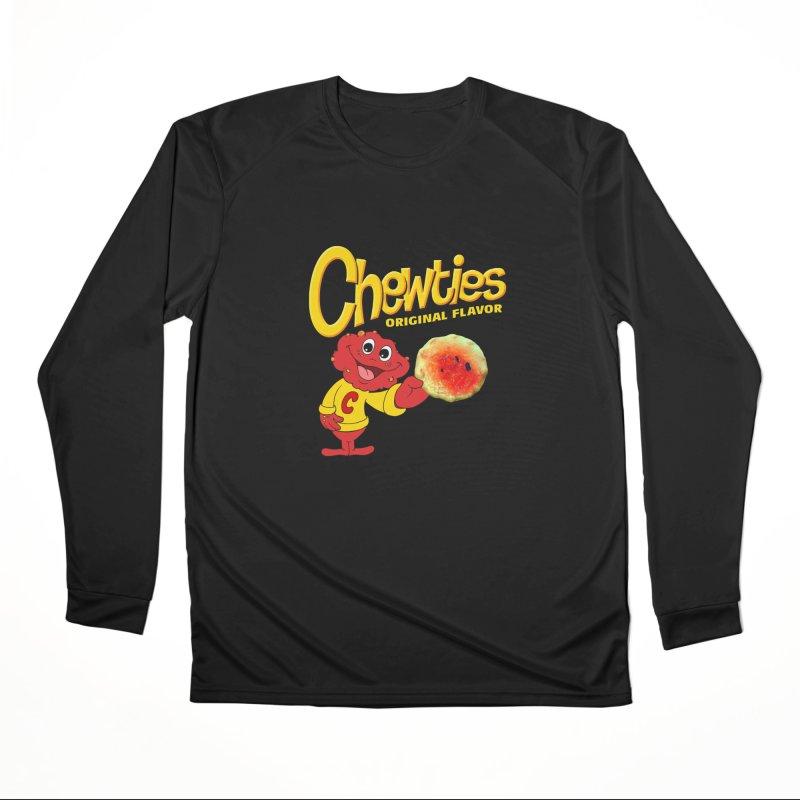 Chewties Men's Performance Longsleeve T-Shirt by Jim Tozzi