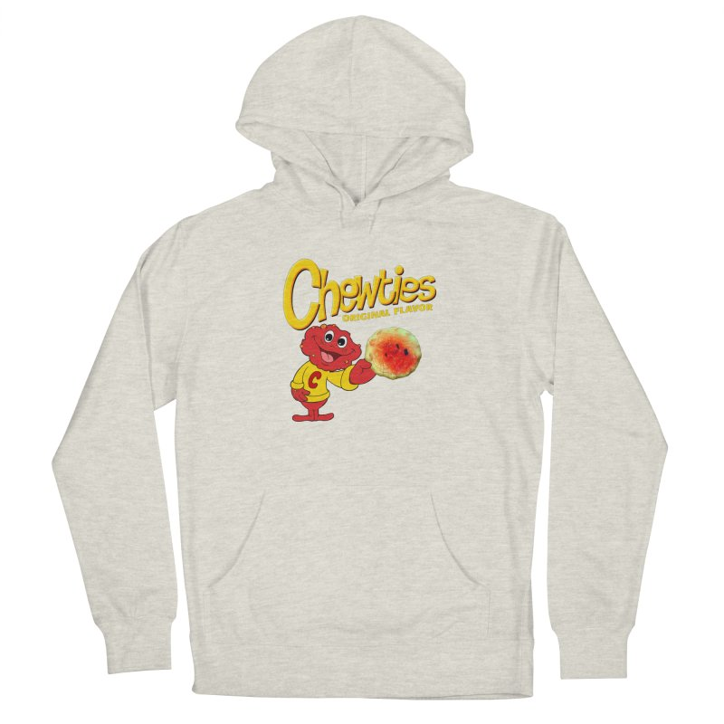 Chewties Women's French Terry Pullover Hoody by Jim Tozzi