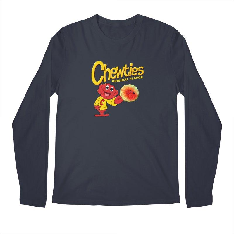 Chewties Men's Regular Longsleeve T-Shirt by Jim Tozzi