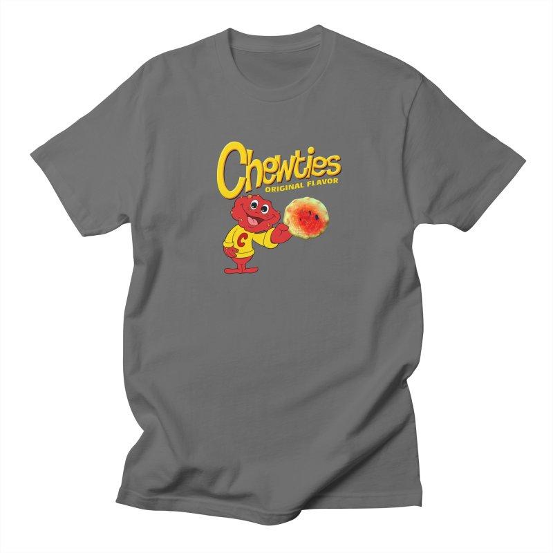 Chewties Women's Regular Unisex T-Shirt by Jim Tozzi