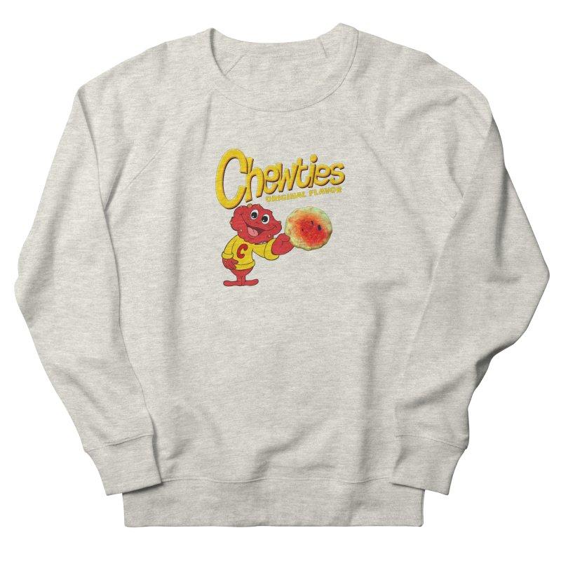 Chewties Men's French Terry Sweatshirt by Jim Tozzi