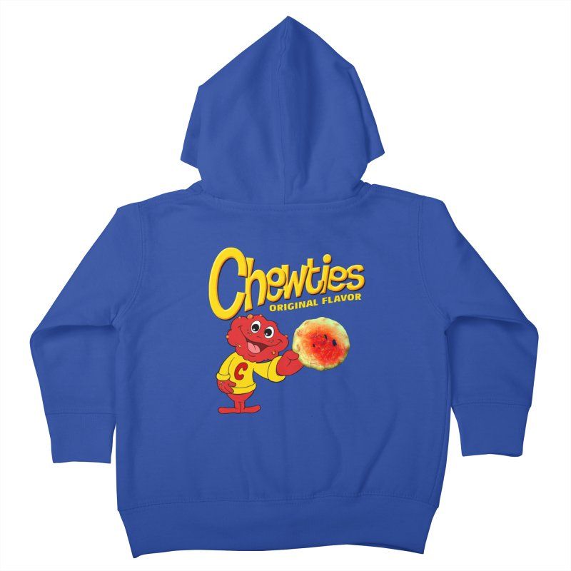 Chewties Kids Toddler Zip-Up Hoody by Jim Tozzi