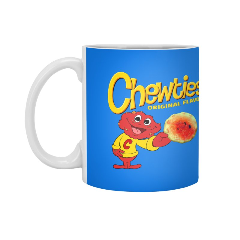 Chewties Accessories Mug by Jim Tozzi
