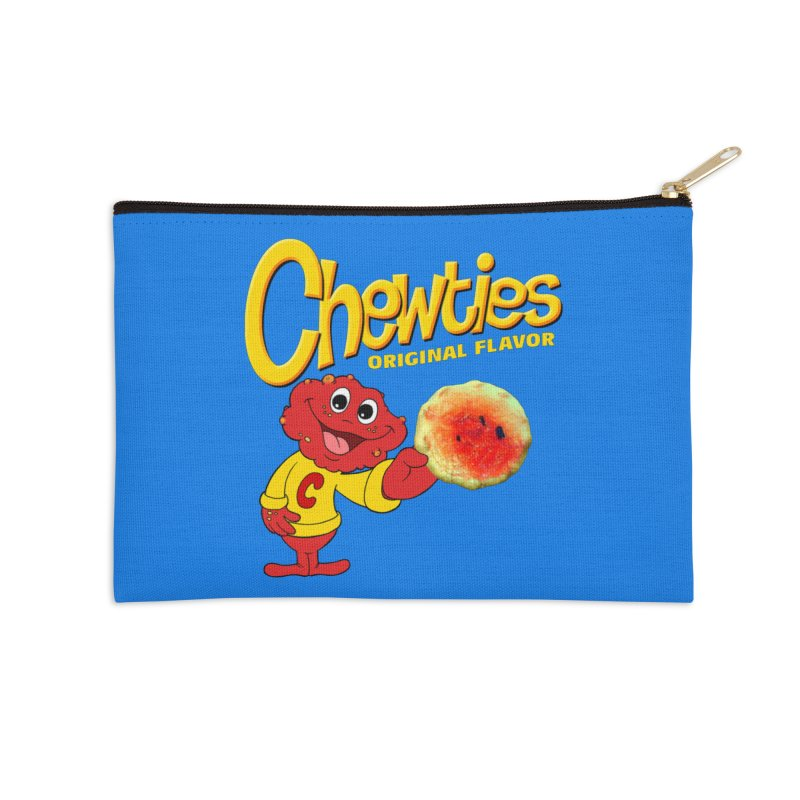 Chewties Accessories Zip Pouch by Jim Tozzi