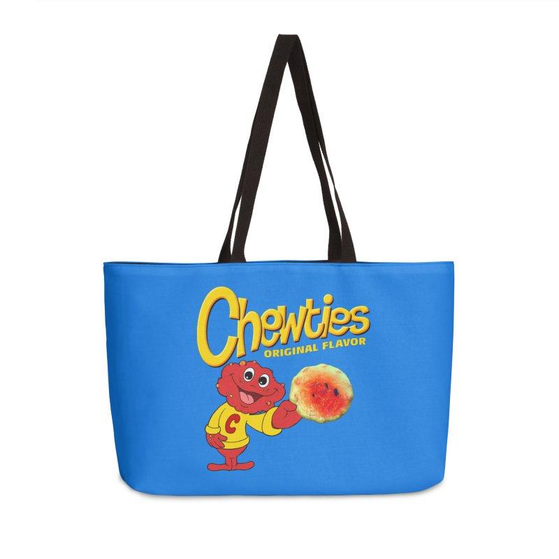 Chewties Accessories Weekender Bag Bag by Jim Tozzi