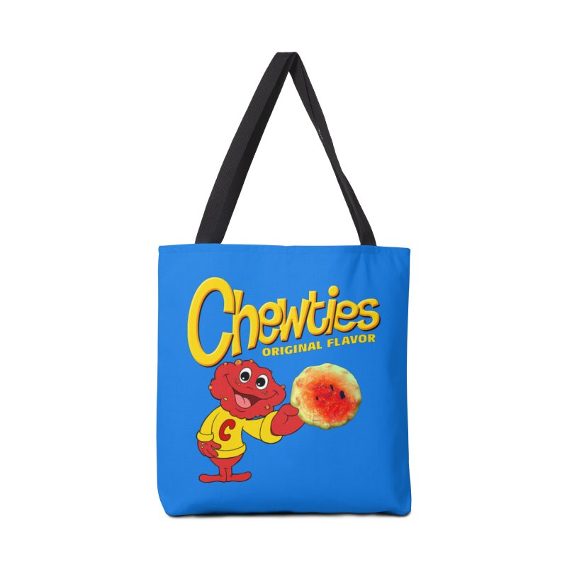 Chewties Accessories Tote Bag Bag by Jim Tozzi