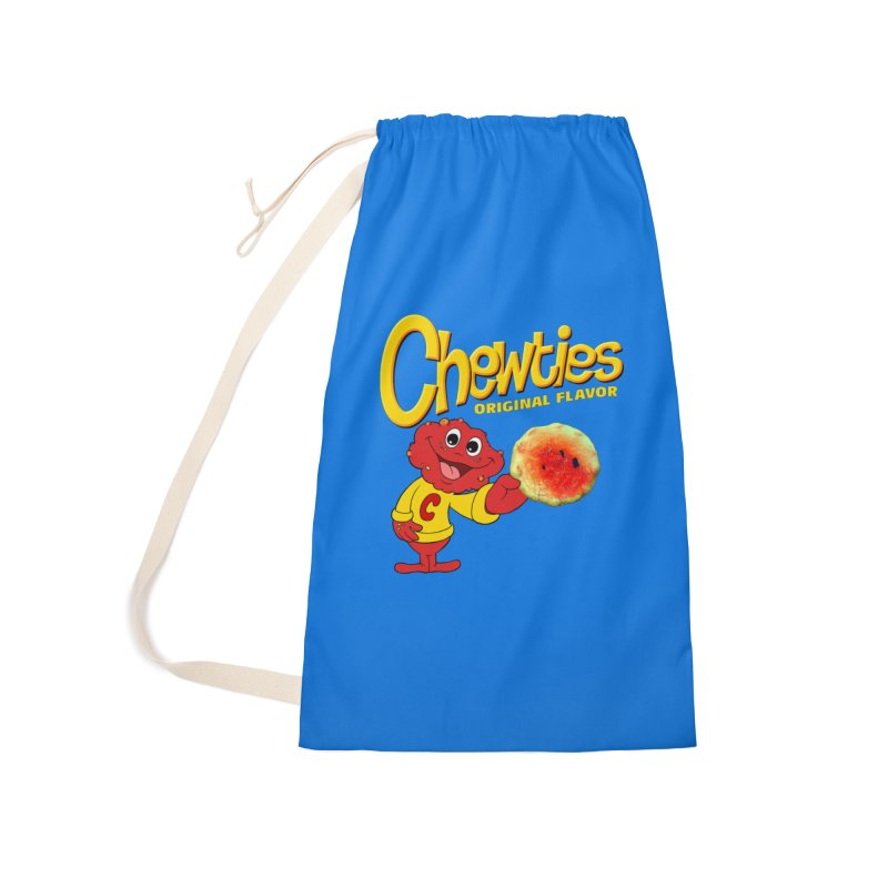 Chewties Accessories Laundry Bag Bag by Jim Tozzi