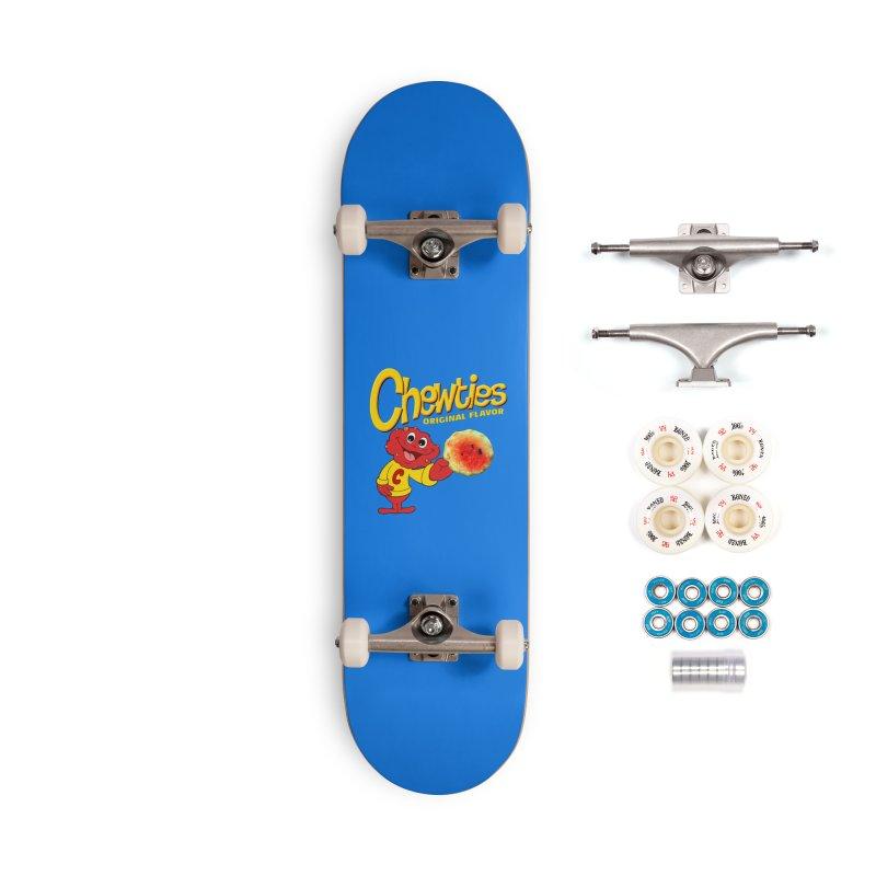 Chewties Accessories Complete - Premium Skateboard by Jim Tozzi