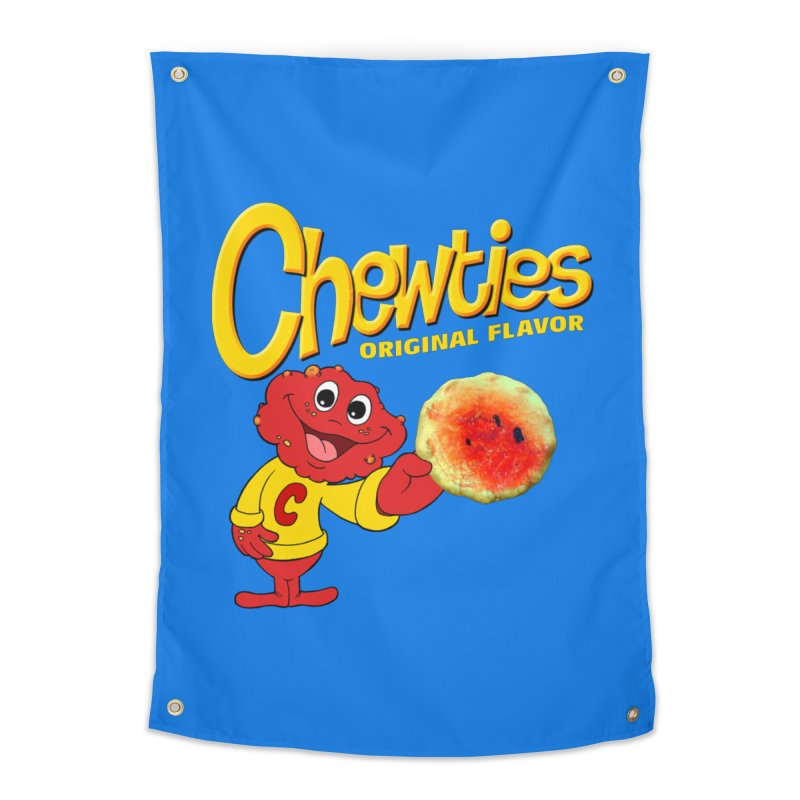 Chewties Home Tapestry by Jim Tozzi