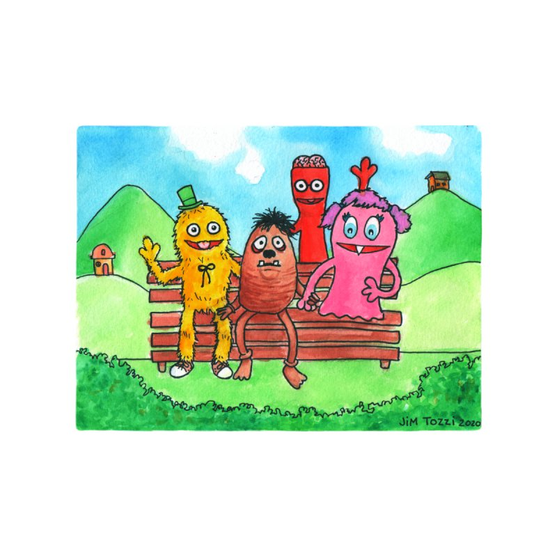 Wondershowzen gang by Jim Tozzi