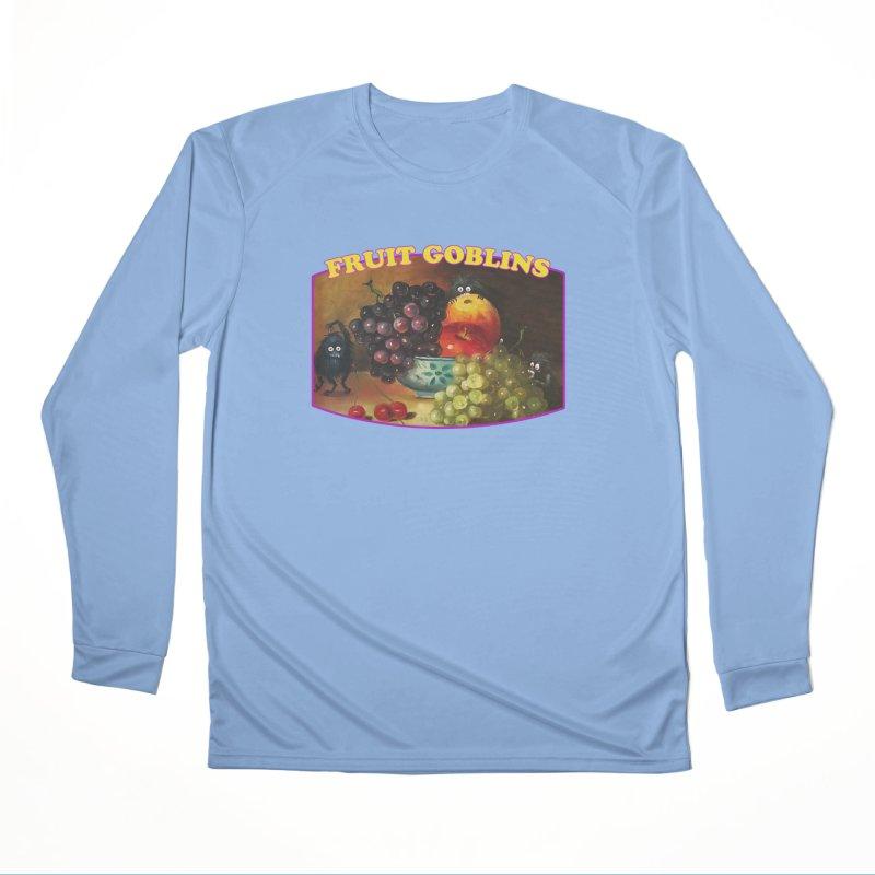FRUIT GOBLINS Men's Longsleeve T-Shirt by Jim Tozzi