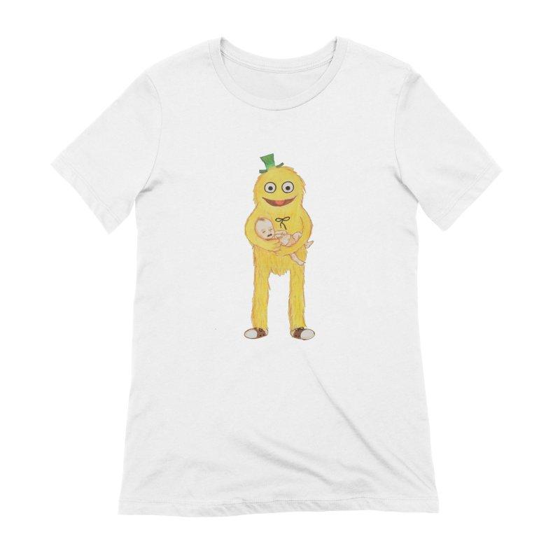 Chauncey Baby Women's Extra Soft T-Shirt by Jim Tozzi