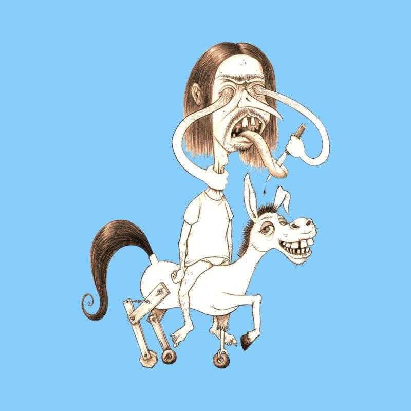 Donkey by Jim Tozzi