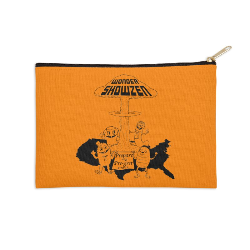 Wonder Showzen Prepare Accessories Zip Pouch by Jim Tozzi