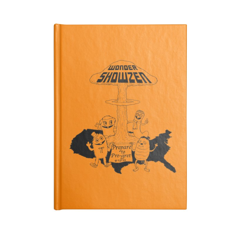 Wonder Showzen Prepare Accessories Notebook by Jim Tozzi