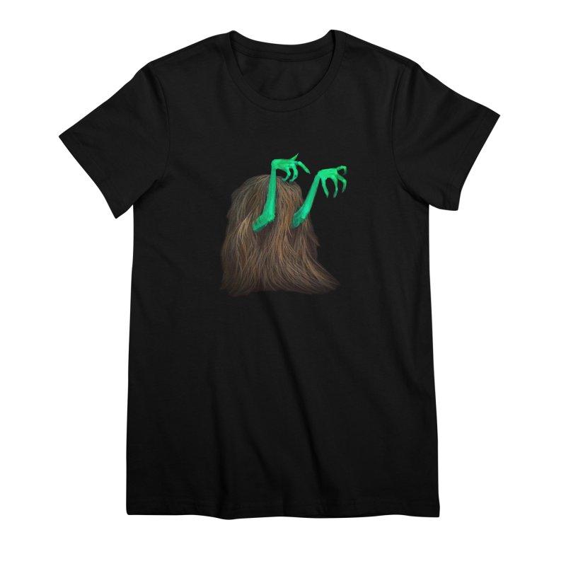 freaker  Women's Premium T-Shirt by Jim Tozzi