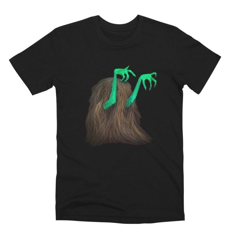 freaker  Men's Premium T-Shirt by Jim Tozzi
