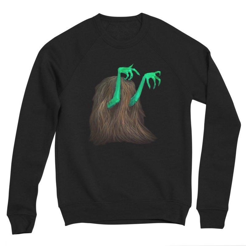freaker  Men's Sponge Fleece Sweatshirt by Jim Tozzi
