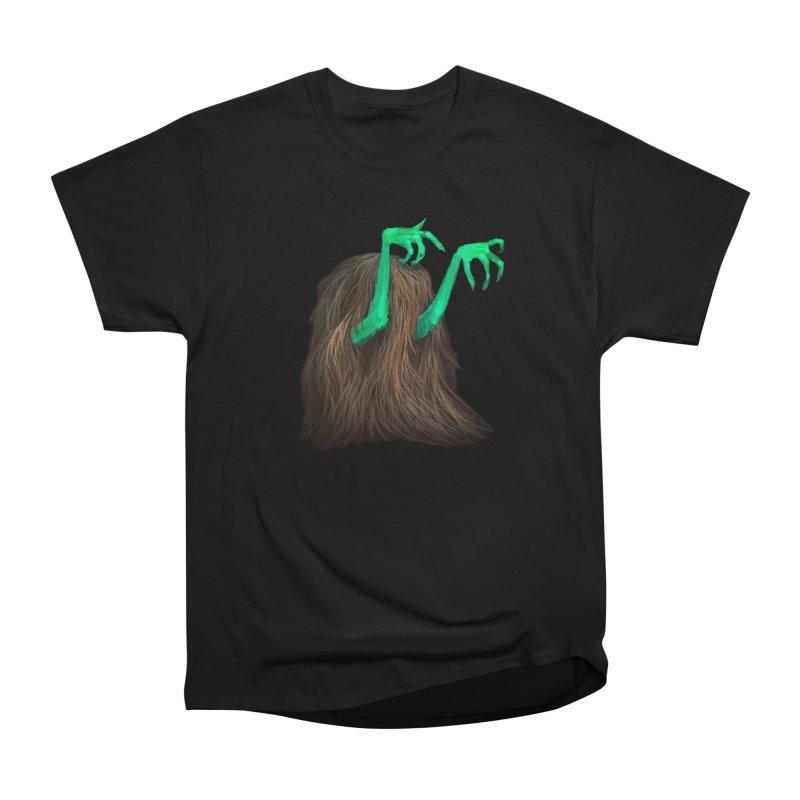 freaker  Men's Heavyweight T-Shirt by Jim Tozzi