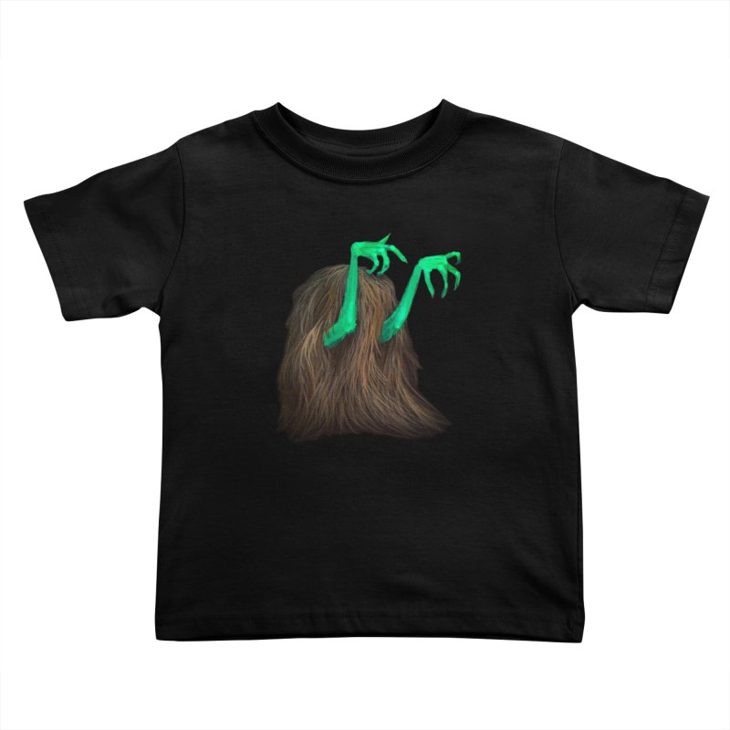 freaker  Kids Toddler T-Shirt by Jim Tozzi