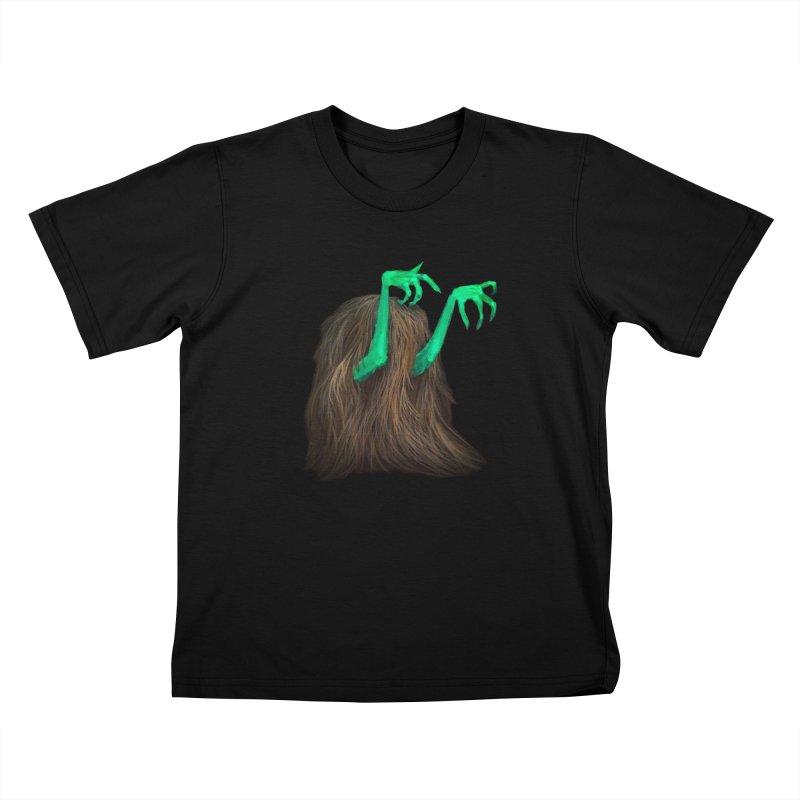 freaker  Kids T-Shirt by Jim Tozzi