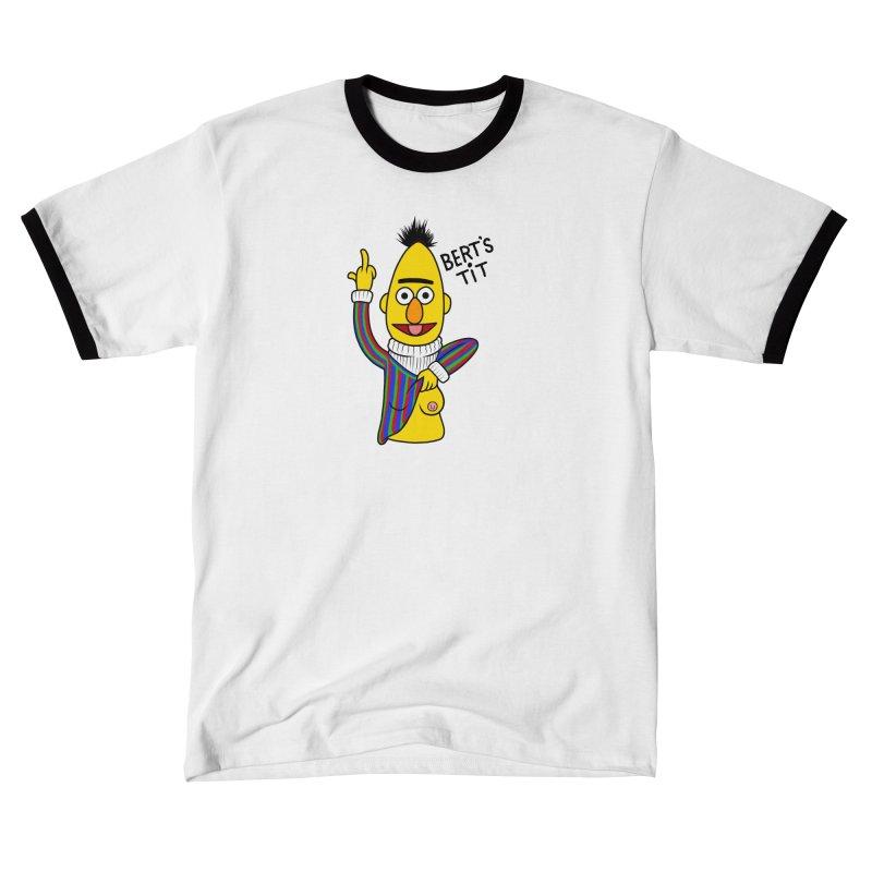 Bert's tit Women's T-Shirt by Jim Tozzi