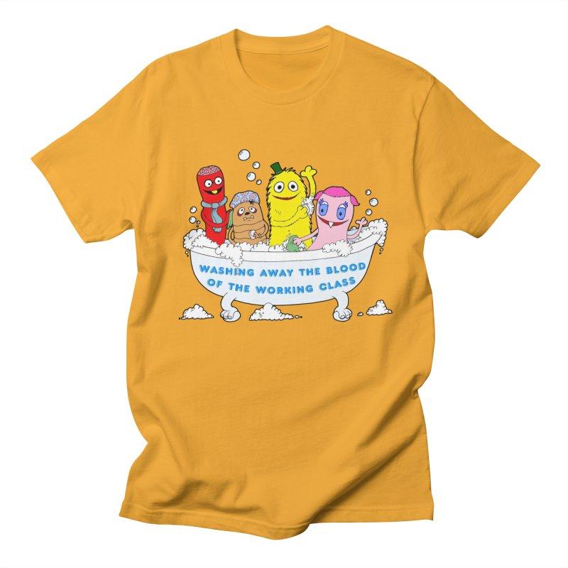 Wondershowzen  Men's T-shirt by Jim Tozzi