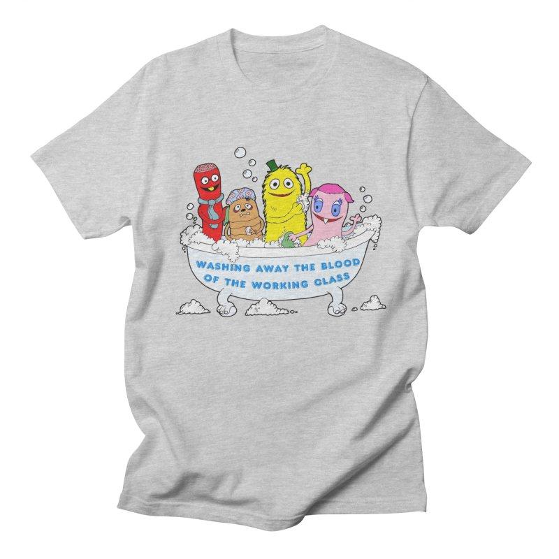 Wondershowzen  Men's Regular T-Shirt by Jim Tozzi