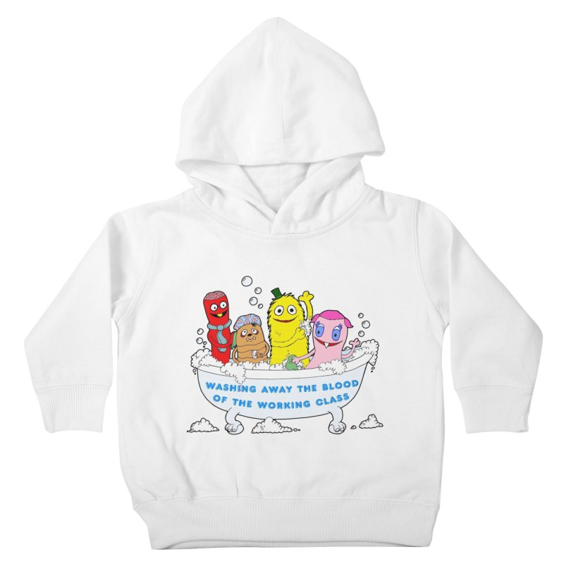 Wondershowzen  Kids Toddler Pullover Hoody by Jim Tozzi