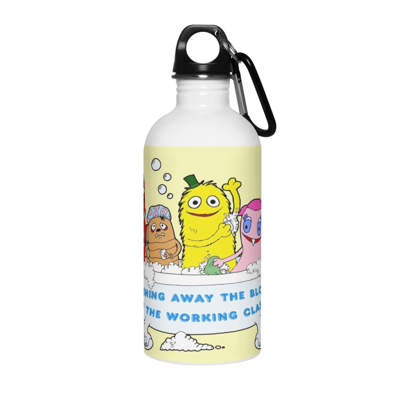 Wondershowzen  Accessories Water Bottle by Jim Tozzi