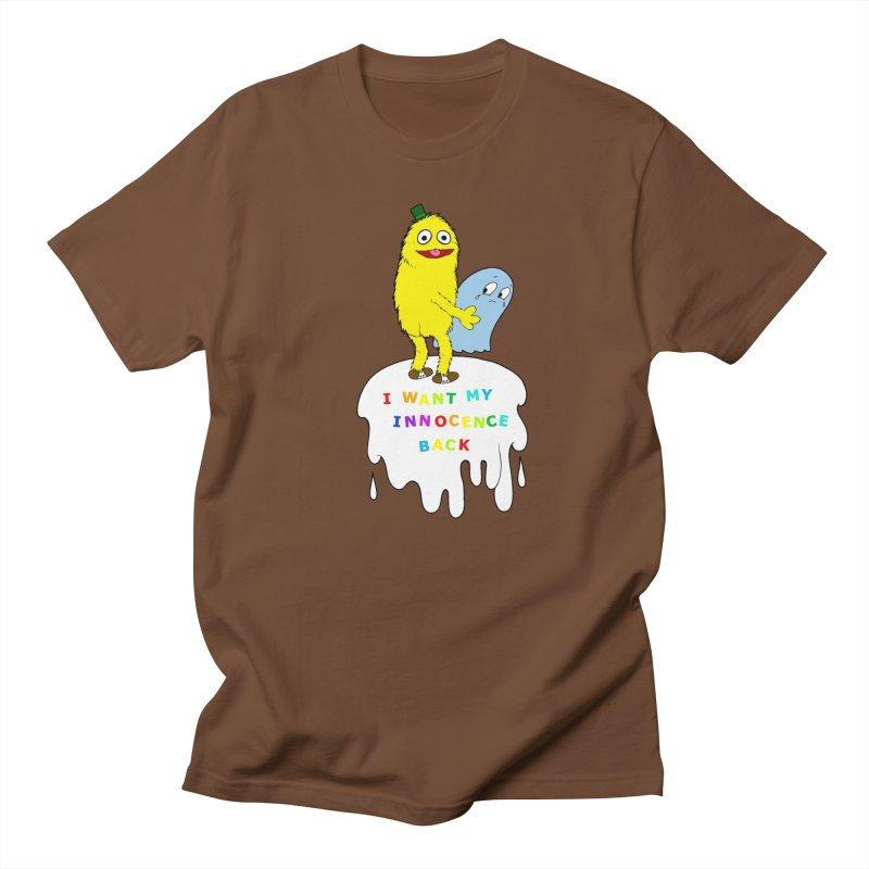 Innocence Women's Regular Unisex T-Shirt by Jim Tozzi