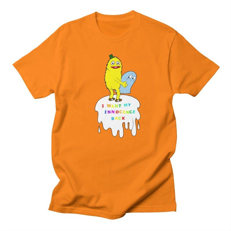 Innocence Men's Regular T-Shirt by Jim Tozzi