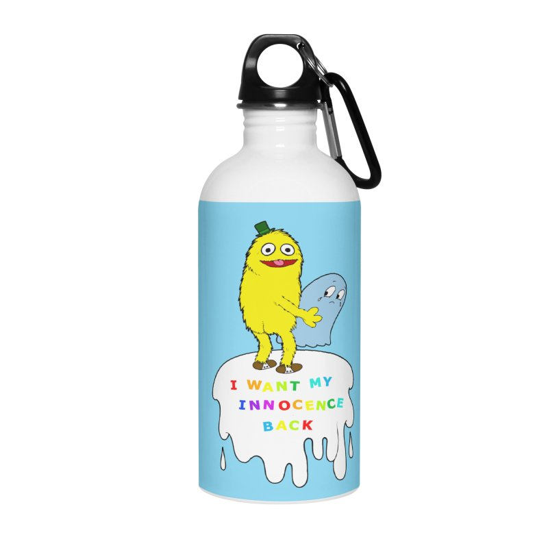 Innocence Accessories Water Bottle by Jim Tozzi