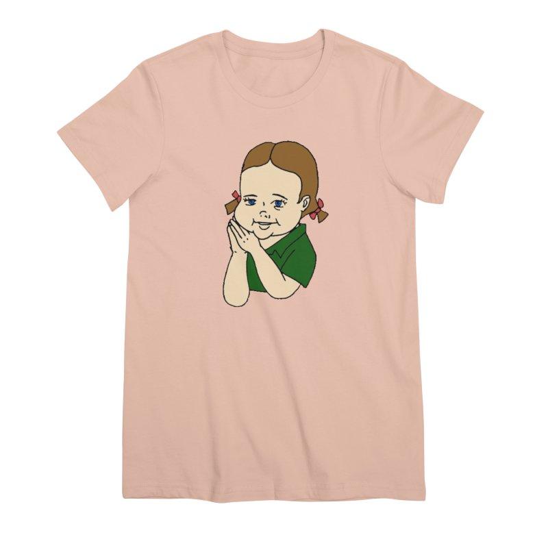 Kids Show Women's Premium T-Shirt by Jim Tozzi