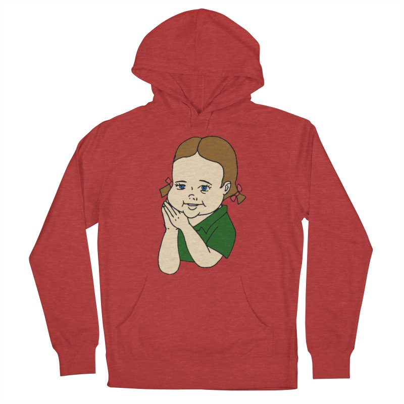 Kids Show Women's French Terry Pullover Hoody by Jim Tozzi