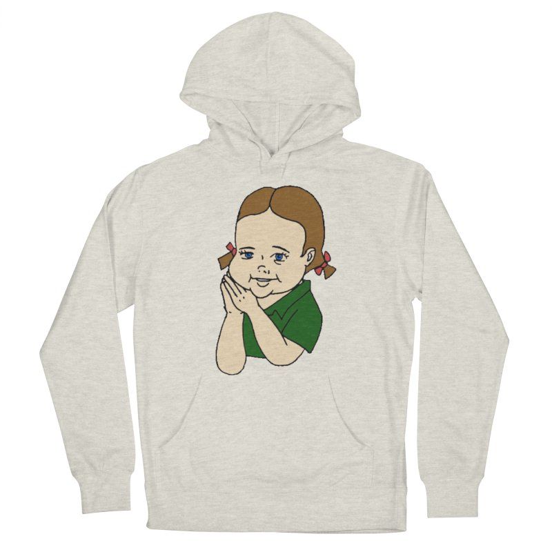 Kids Show Men's French Terry Pullover Hoody by Jim Tozzi