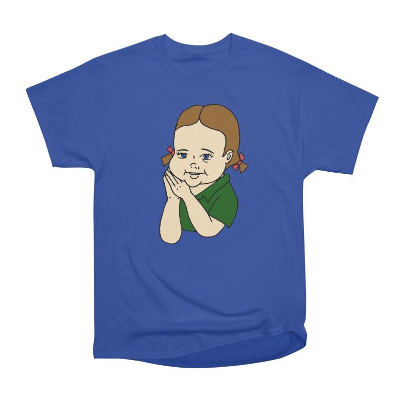 Kids Show Women's Heavyweight Unisex T-Shirt by Jim Tozzi