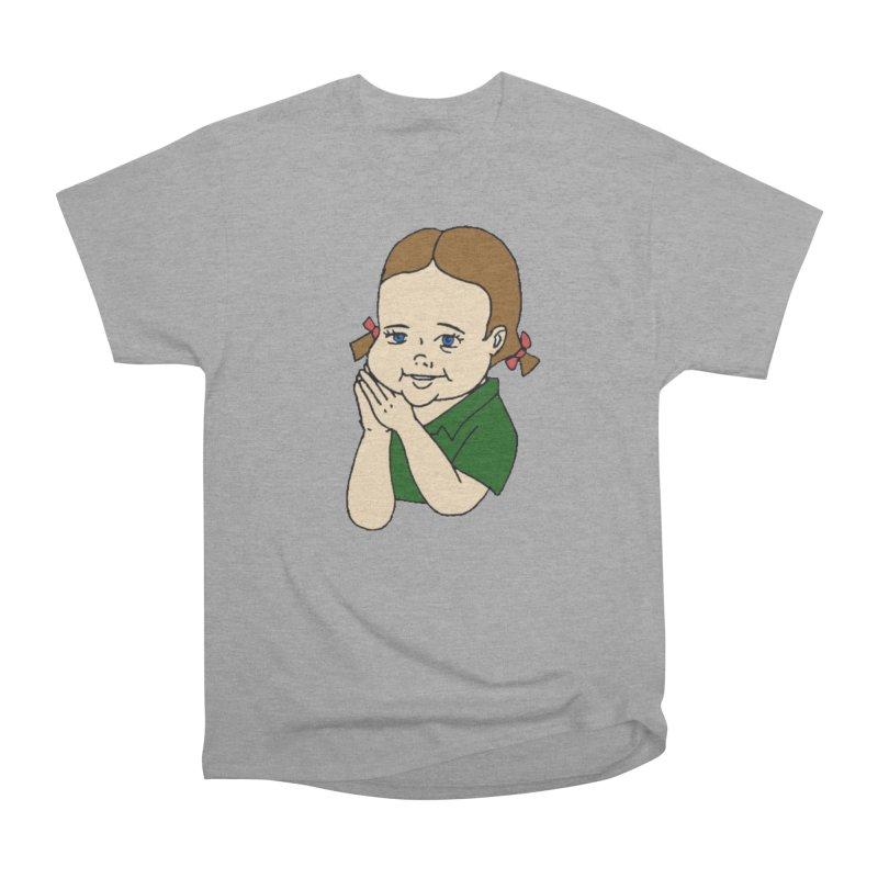 Kids Show Men's Heavyweight T-Shirt by Jim Tozzi