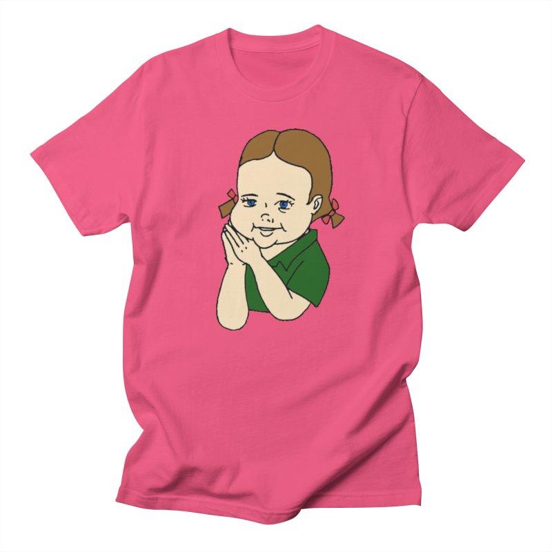 Kids Show Men's Regular T-Shirt by Jim Tozzi
